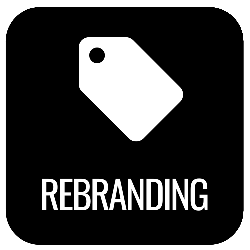 customize rebranding colors